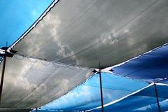 Niebo i chmury Obraz Stock