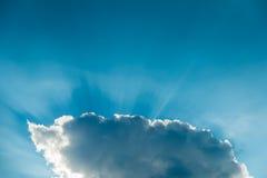 Niebo i chmury Zdjęcia Royalty Free