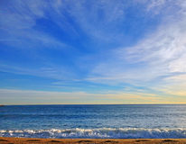 Niebo i niebo Fotografia Stock