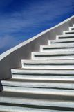 niebo kroków Zdjęcia Stock