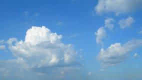 Niebo kropelki i odbicie ilustracji