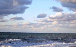 Niebo & morze Zdjęcie Royalty Free