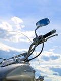 niebo motocykla Zdjęcie Stock
