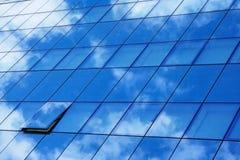 niebo okno Fotografia Royalty Free