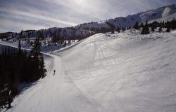 Niebo parkowy Breckenridge Kolorado usa Zdjęcia Stock