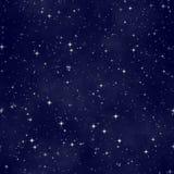 Niebo w gwiazdach ilustracji