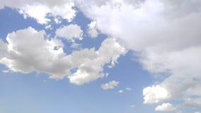 Niebo w summur Zdjęcie Stock