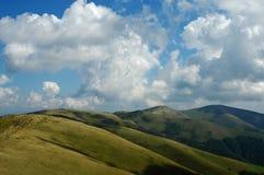Niebo w Ukraina Zdjęcia Stock