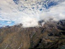 Niebo w Wenezuela fotografia royalty free