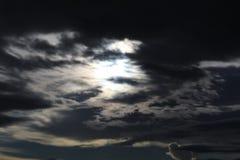 niebo wieczór zdjęcie royalty free
