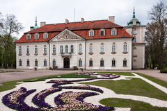 Nieborow Palace Stock Photos