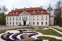 Nieborow Palace Stock Photos