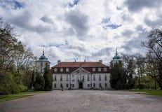 Nieborow Palace in Poland Royalty Free Stock Photos