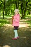 niedźwiadkowa dziewczyna fotografia royalty free