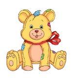 niedźwiadkowa rolka Obrazy Royalty Free