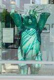 Niedźwiadkowa statuy swoboda Berlin Niemcy Zdjęcia Stock