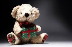 niedźwiadkowe zabawki miękkie części Obrazy Stock