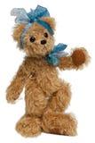 niedźwiadkowy śliczny miś pluszowy Fotografia Stock