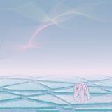 niedźwiadkowy biegunowy ilustracja wektor