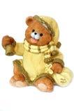 niedźwiadkowy bożych narodzeń Claus lisiątka ornament Santa Obrazy Royalty Free
