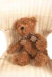 niedźwiadkowy krzesło Obrazy Stock