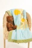 niedźwiadkowy krzesło Fotografia Stock