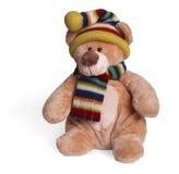 niedźwiadkowy miękki miś pluszowy Zdjęcia Royalty Free