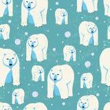 Niedźwiadkowy wzór Zdjęcia Stock