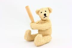 niedźwiedź ciasto naleśnikowe niedźwiedź Obrazy Stock