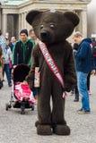Niedźwiedź - symbol Berlin Zdjęcia Royalty Free