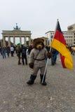 Niedźwiedź - symbol Berlin Obraz Stock