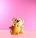 niedźwiedź teddy świąteczne Obrazy Royalty Free