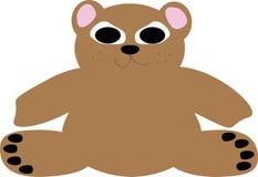Niedźwiadkowa ilustracja Zdjęcia Royalty Free