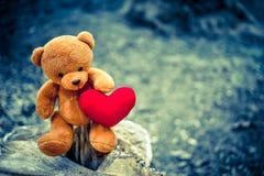 Niedźwiadkowa lala Zdjęcia Royalty Free
