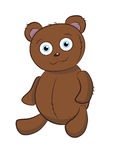 niedźwiadkowa zabawka Fotografia Royalty Free
