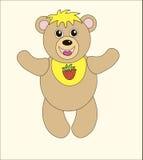 Niedźwiadkowa zabawka Zdjęcie Royalty Free