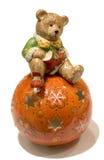 niedźwiadkowy ceramiczny Obraz Royalty Free