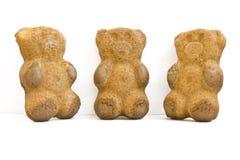 niedźwiadkowy ciastko Obrazy Royalty Free