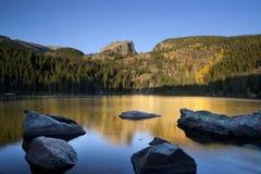 niedźwiadkowy jezioro Zdjęcia Stock