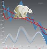 niedźwiadkowy rynek zdjęcie royalty free