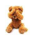 niedźwiadkowy smutny Obrazy Stock