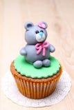 Niedźwiadkowy tort Obraz Stock