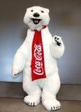 Niedźwiedzia Polarnego charakter Obraz Royalty Free