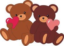 niedźwiedzie Fotografia Stock