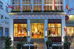Free Niederegger-Cafe In Lubeck, Germany Stock Images - 83557454