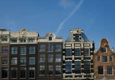 Niederländische Giebel Stockfoto