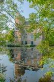 Niederländische Landschaften - Loenersloot - Utrecht Stockfotos