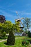 Niederländische traditionelle Szene stockfotografie