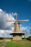 Niederländische Windmühle Lizenzfreie Stockfotos