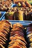Niederländische Ziegelsteine, Holland stockfoto